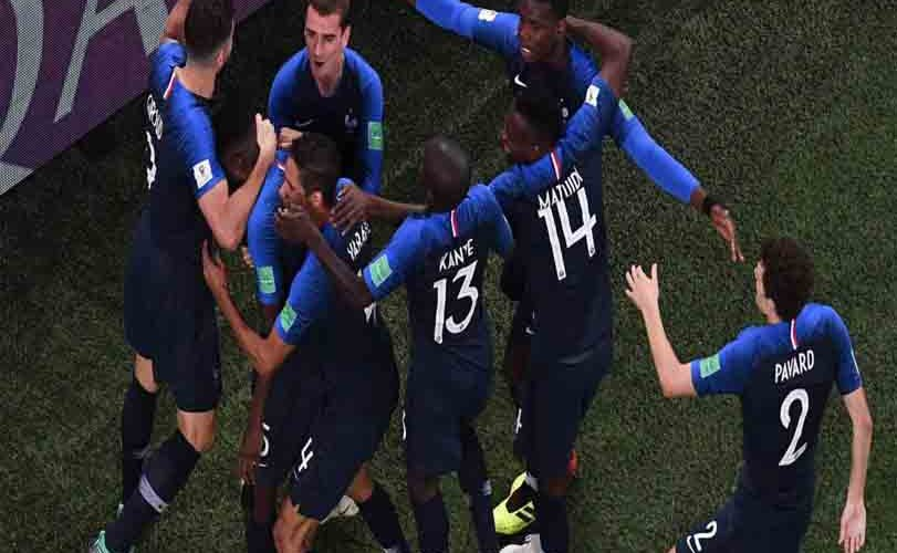 France are champions again …beat Croatia 4-2 in Moscow final