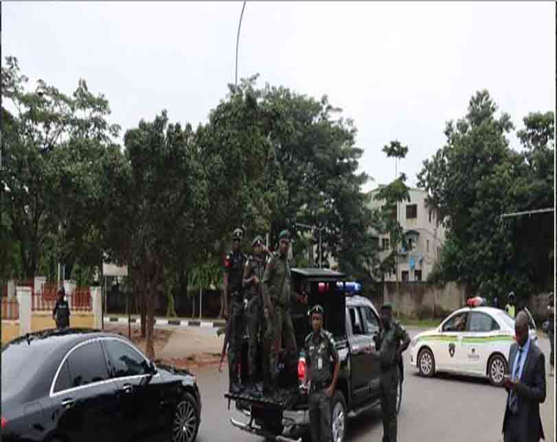 2 policemen, civilian killed, 5 others injured in Kaduna