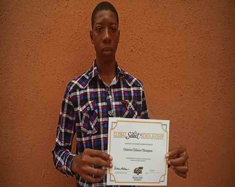 Brilliant Nigerian Student Offered Scholarship To Study In US After Smashing His WAEC And JAMB (Photos)