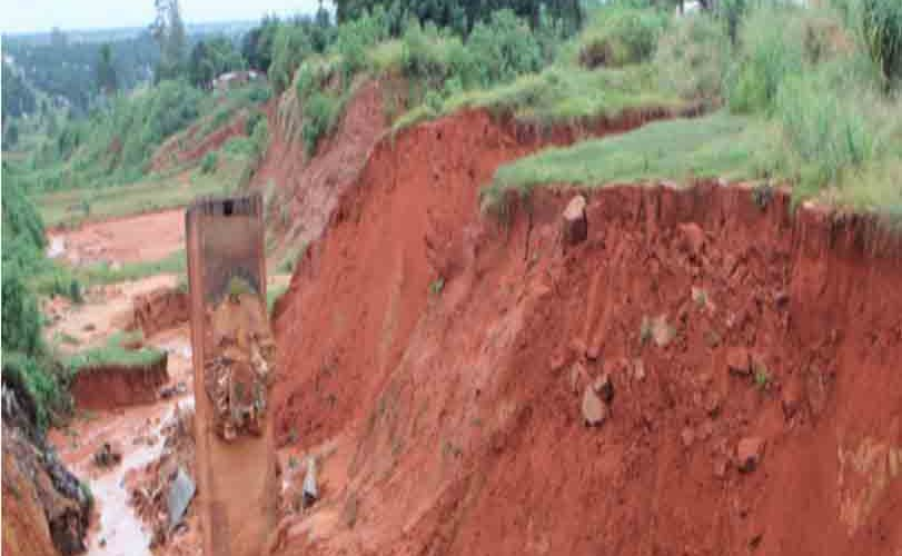 Federal High Court, Awka threatened by erosion