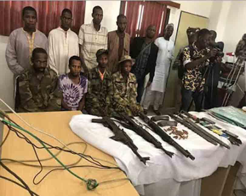 Faces Of Notorious Gang Killing People On Abuja-Kaduna Road