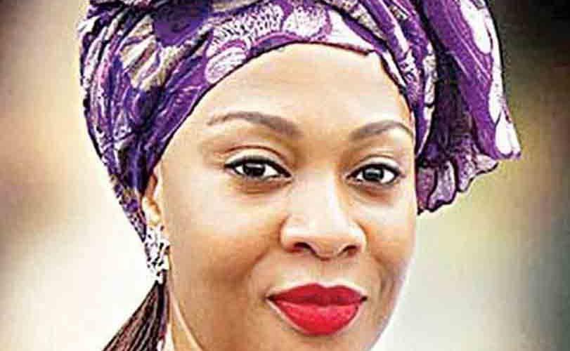 Saraki's Sister Pledges Support To Buhari, Refuses To Decamp