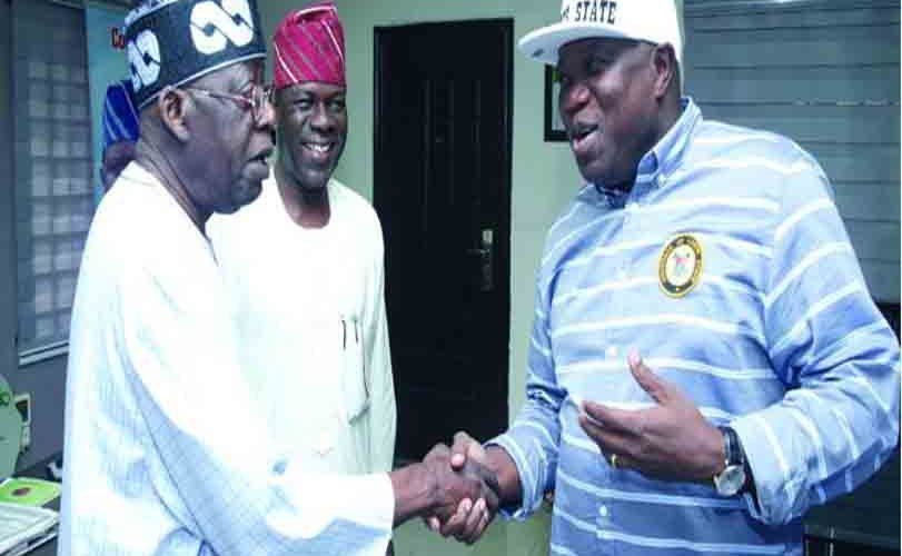 2019: How Ambode's Quarrel With Tinubu Started