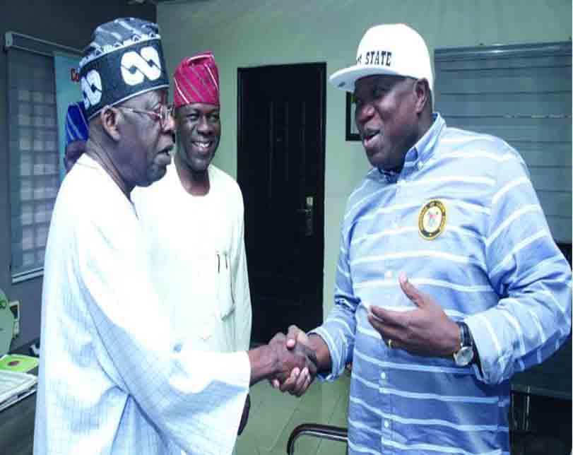 APC Leaders Threaten To Turn Against Tinubu Over His Refusal To Endorse Ambode For A Second Term