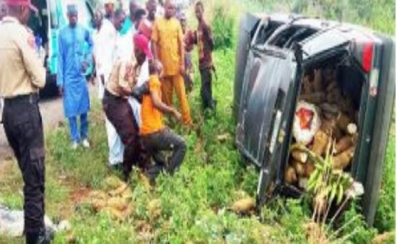 One Dies, 17 Injured In Ogun Road Accident