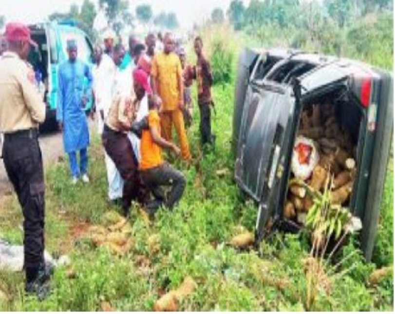 One Dies, 17 Injured In Ogun Road Accident