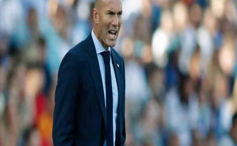Zidane promises to return to coaching soon