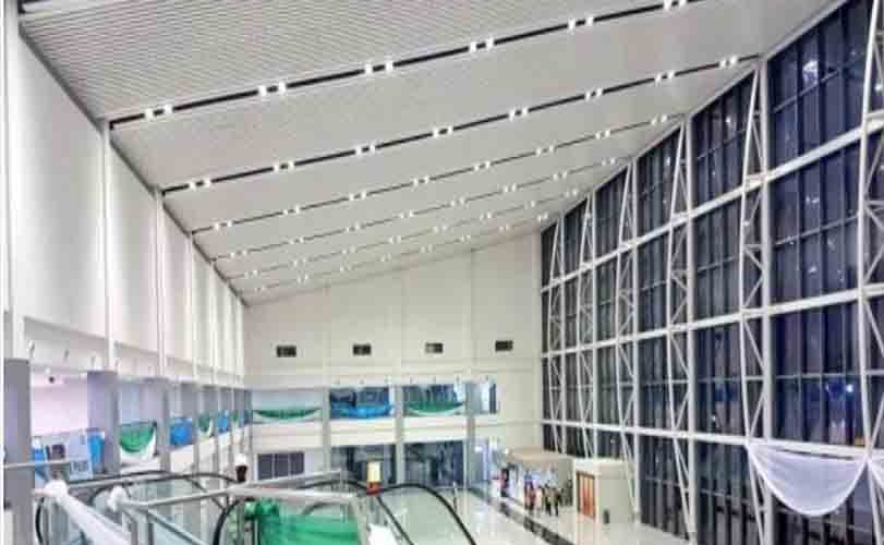 Abuja Airport Flooded, Flights To Nation's Capital Cancelled (Video)