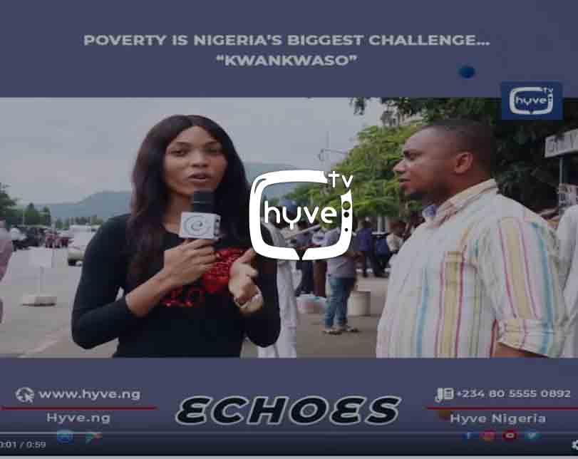 Hyve Echoes – Nigeria's biggest challenge