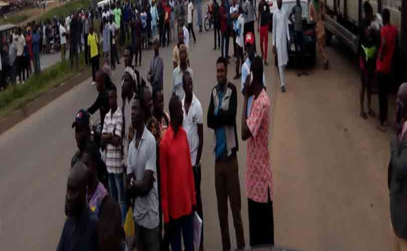 Protests: Security beefed up around Aso Rock, secretariat, others