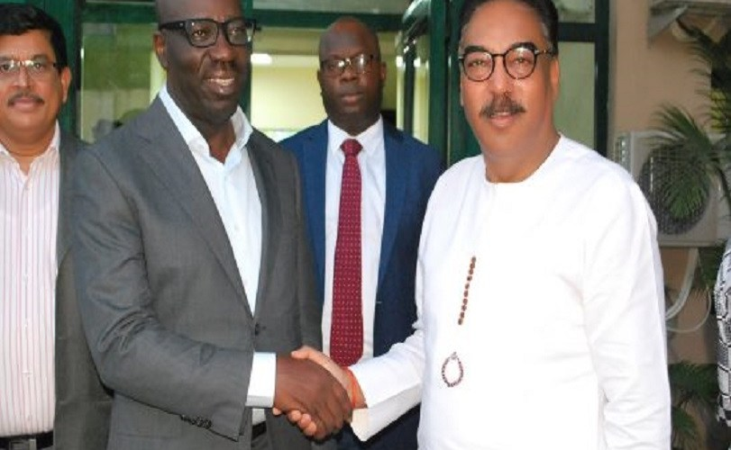 Food Security: Edo State partners CONTEC Global Agro
