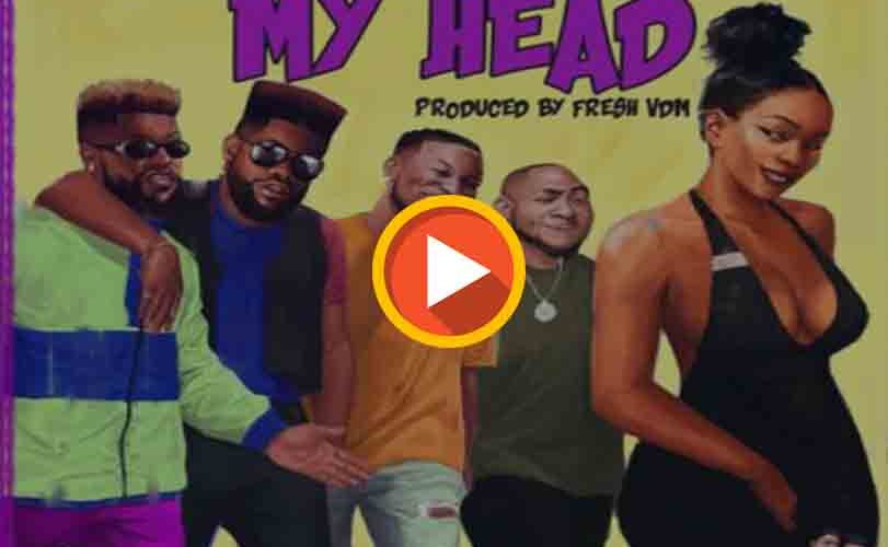 "2Sec ft. Davido x Peruzzi – ""My Head"""