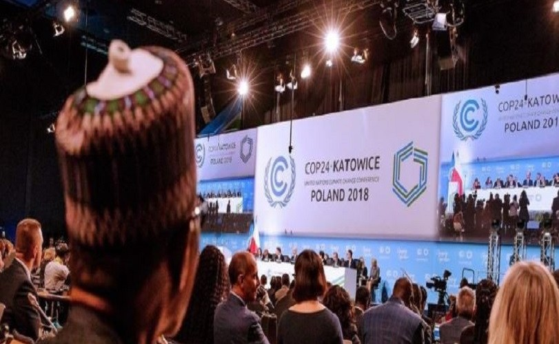 Buhari attends climate change opening ceremony (Photos)