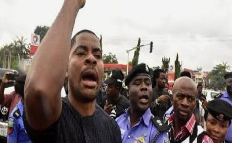BREAKING: Activist Deji Adeyanju granted bail