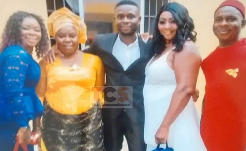 U.S Realty TV Star's Mum Marries 23-year-old Nigerian Man (Photos)