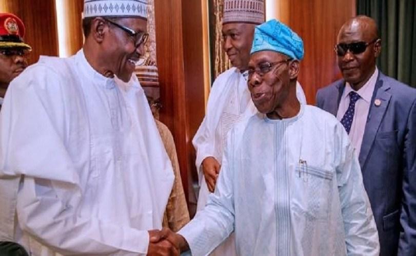 Buhari, Saraki, Obasanjo, attend Council of State meeting (Photos)