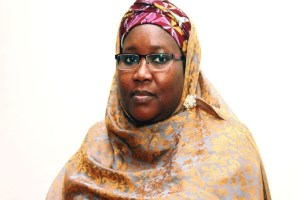INEC: Amina Zakari's Family Finally Opens Up On Alleged Ties With President Buhari