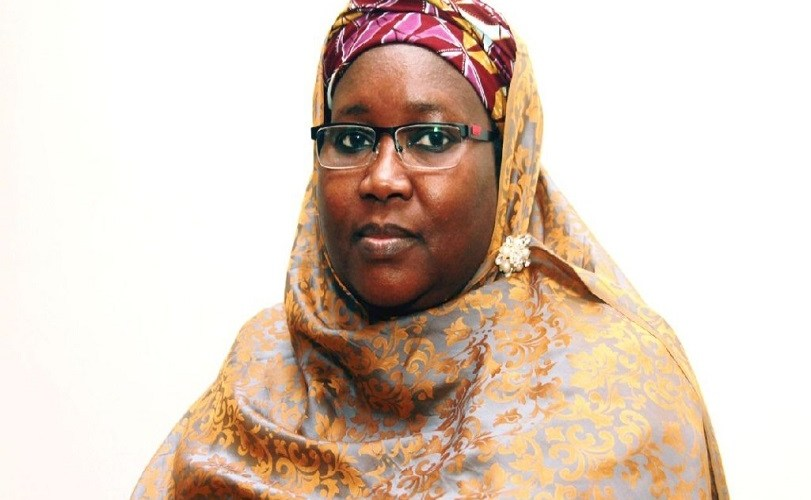 Finally, INEC Removes Amina Zakari From Collation Of Results