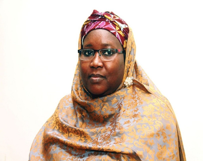 INEC speaks on controversial appointment of Amina Zakari as election collation chief