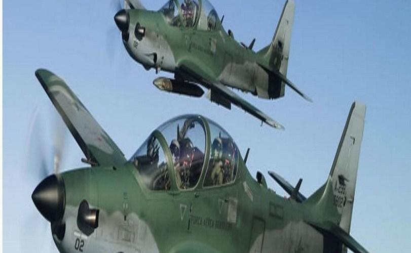 FG releases funds for 12 Tucano aircraft