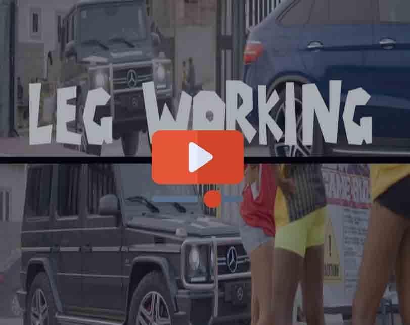 "Yung6ix x Hanu Jay  ft. Zlatan – ""Leg Working"""