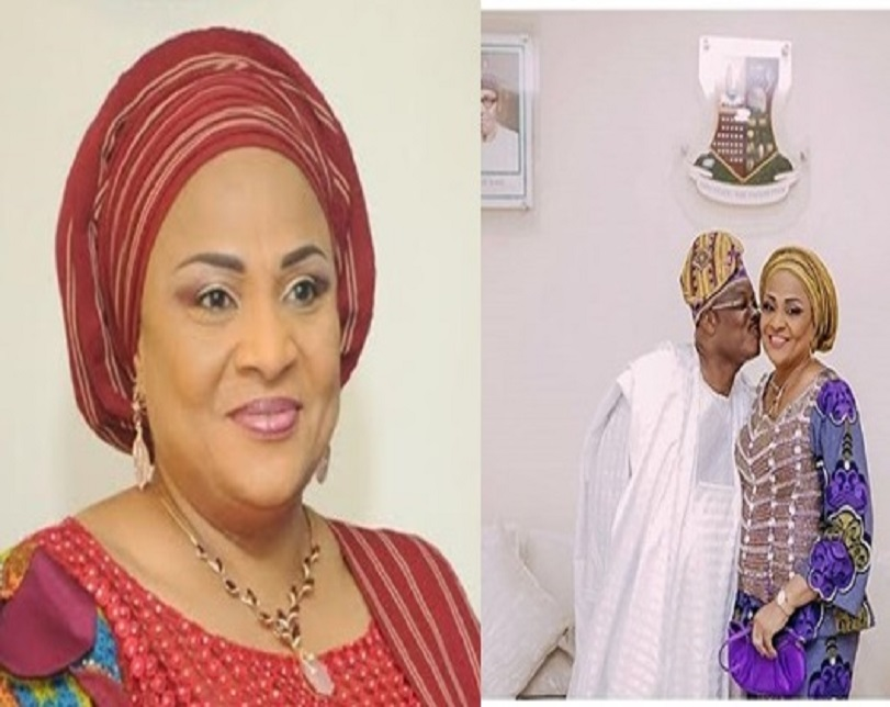 Governor's Wife Cries Out, Says Impostors Have Cloned Her Voice