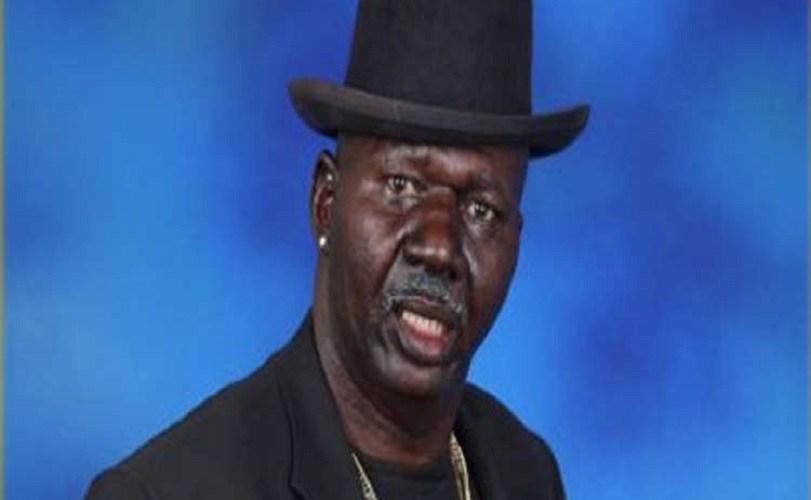 Vice President Osinbanjo Saves Baba Suwe, Donates N1million To Ailing Actor