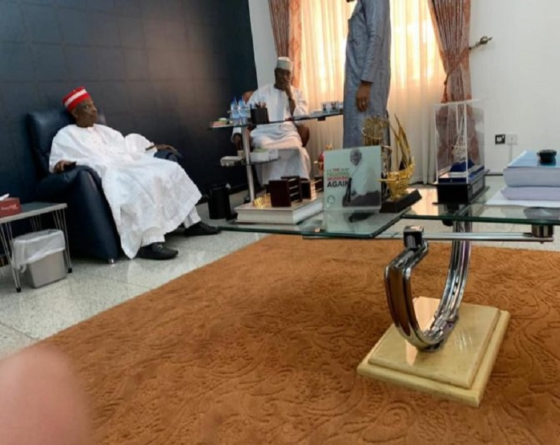 Kwankwaso, Obi Reportedly Visit Atiku At His Residence After Election Defeat (Photos)