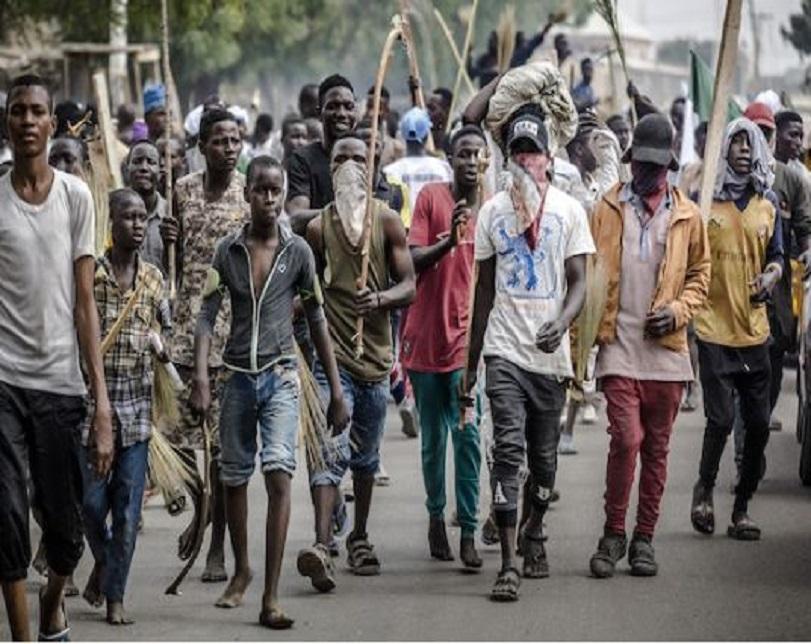 Buhari's Victory Sparks Crisis In Lagos, Oyo, Abuja