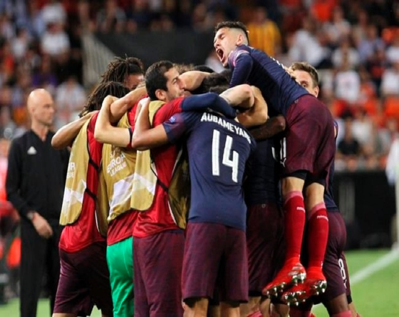 England makes history with four clubs in European finals
