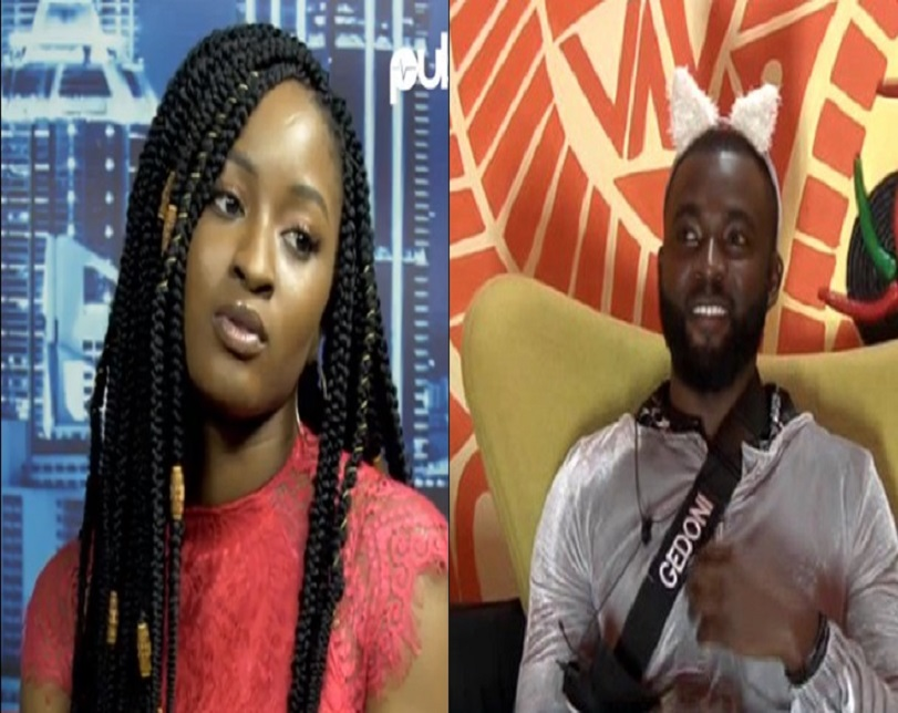 #BBNaija 2019: I Dated Gedoni For 7 Months In UNIPORT – KimOprah Reveals (Video)