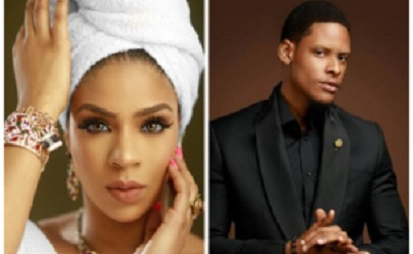 BBNaija: Nigerians React As Biggie Introduces New Housemates Venita, Elozonam