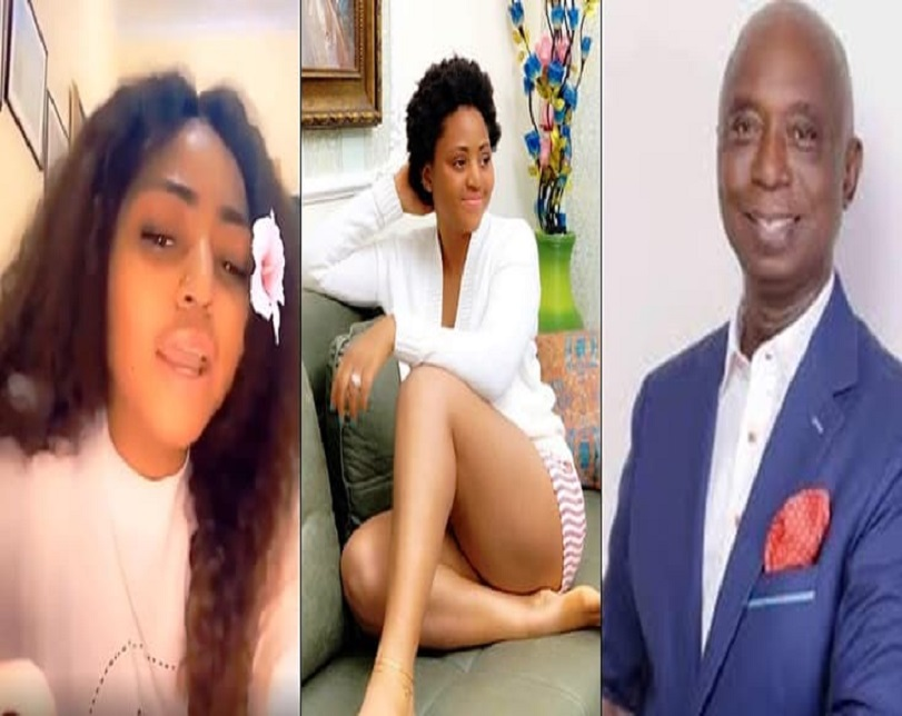 Regina Daniels Blasts Haters, Says She Loves Her Husband With All Her Heart (Video)