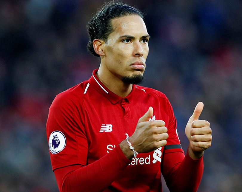 Virgil van Dijk satisfied with Lionel Messi's choice as FIFA best player