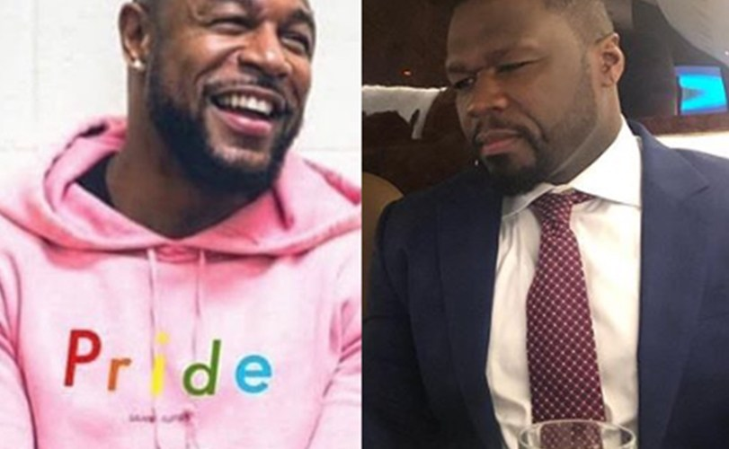 Tank hits back as 50 Cent mocks him over gay rumours