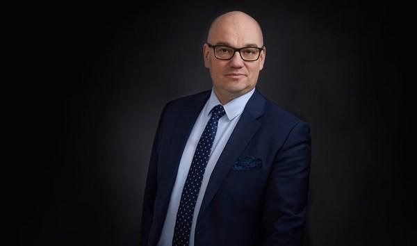 Joni Aaltonen Hyvinvointiala HALI ry:n hallituksen puheenjohtajaksi