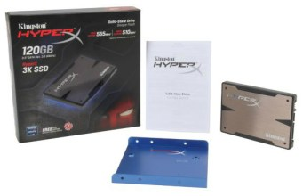 Kingston HyperX 3K SH103S3 120 GB SATA 3