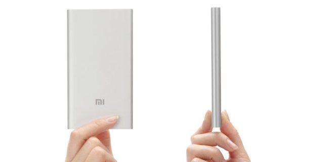 Powerbank Xiaomi Slim 5000 mAh
