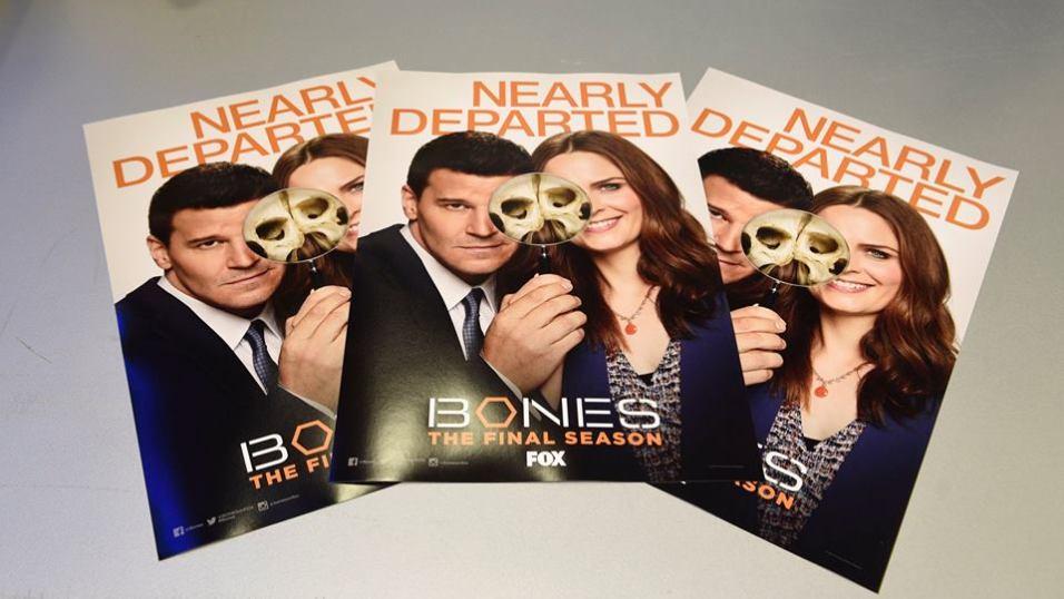 Bones s12 Poster SDCC 2016