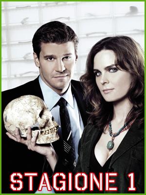 Locandina Bones stagione 1