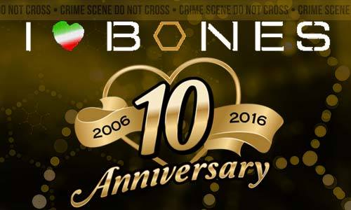 decimo anniverario di i-Bones