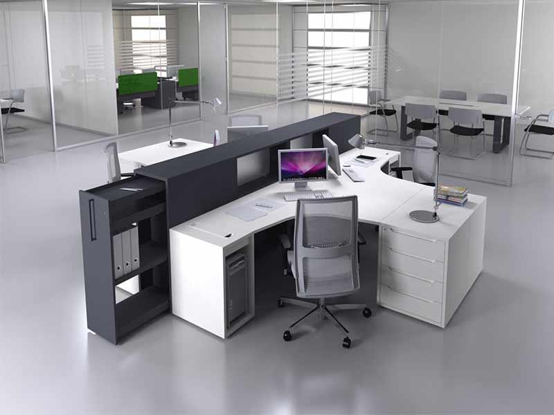 Bureaux Openspace Conect I