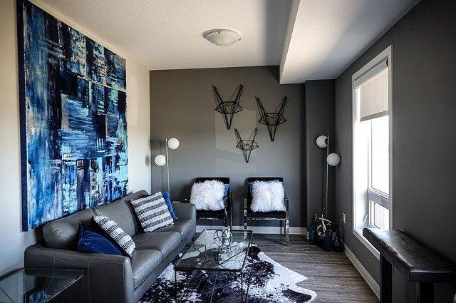 colori freddi ed elementi in legno. Tendenze Per Arredare La Casa Nel 2021 I Casa Arredamento E Design