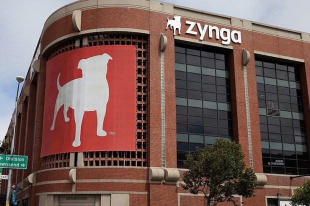 Zynga-revenue Zynga revenue and forecast come up short, but big-name games in the works