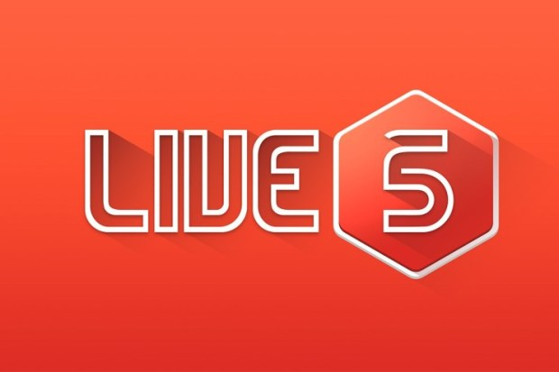 1-4 Roger Withers assumes charge as chairman of Live 5 Gaming