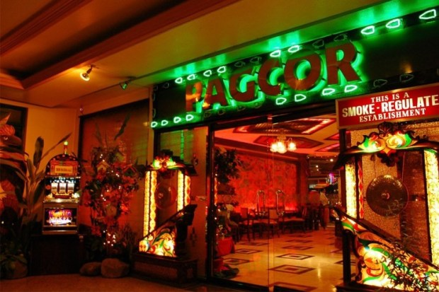 6-9 PAGCOR says Quezon City cannot regulate gaming