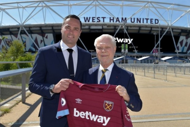 West-Ham-Betway Betway renews partnership with Hammers
