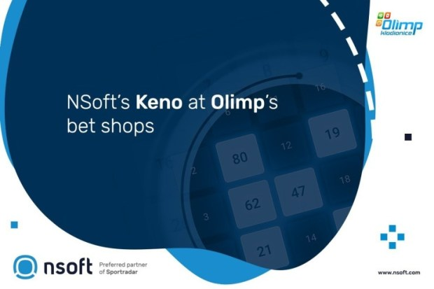 NSoft-and-Olimp-Feature-Image NSoft ́s Keno at Olimp ́s bet shops