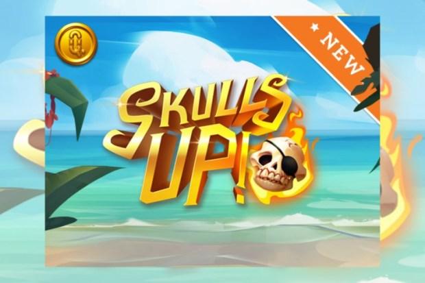 skulls-up-1 Week 3/2020 slot games releases