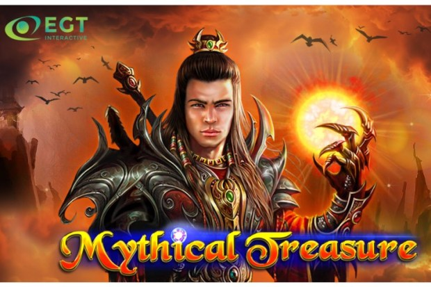 Mythical-Treasure A legendary treasure awaits! New video slot from EGT Interactive